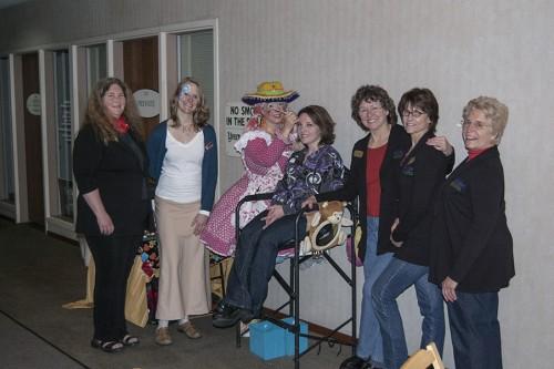 WildWomen,Penny,Chelle&Heather