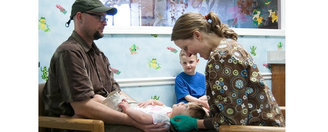 Children's Dentist Grass Valley and Auburn CA